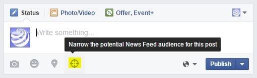 Improve your Organic Facebook Reach - Oganic Targeting
