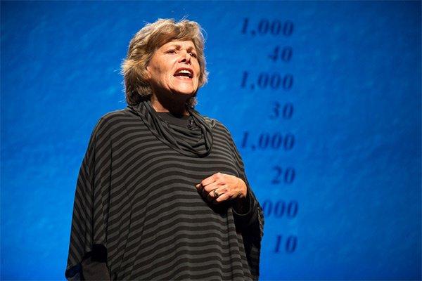 Psychologist Ellen Langer
